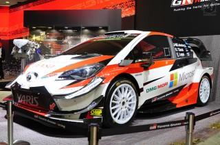 TOYOTA GAZOO Racing ヤリス WRC