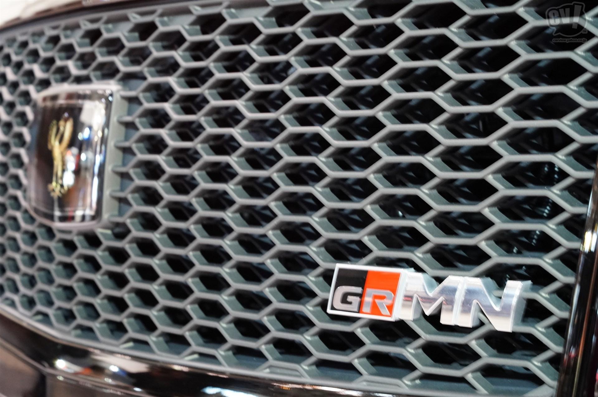 TOYOTA GAZOO Racing センチュリー GRMN