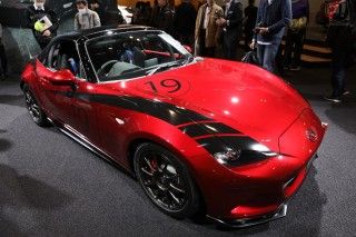 マツダ ROADSTER DROP-HEAD COUPE CONCEPT