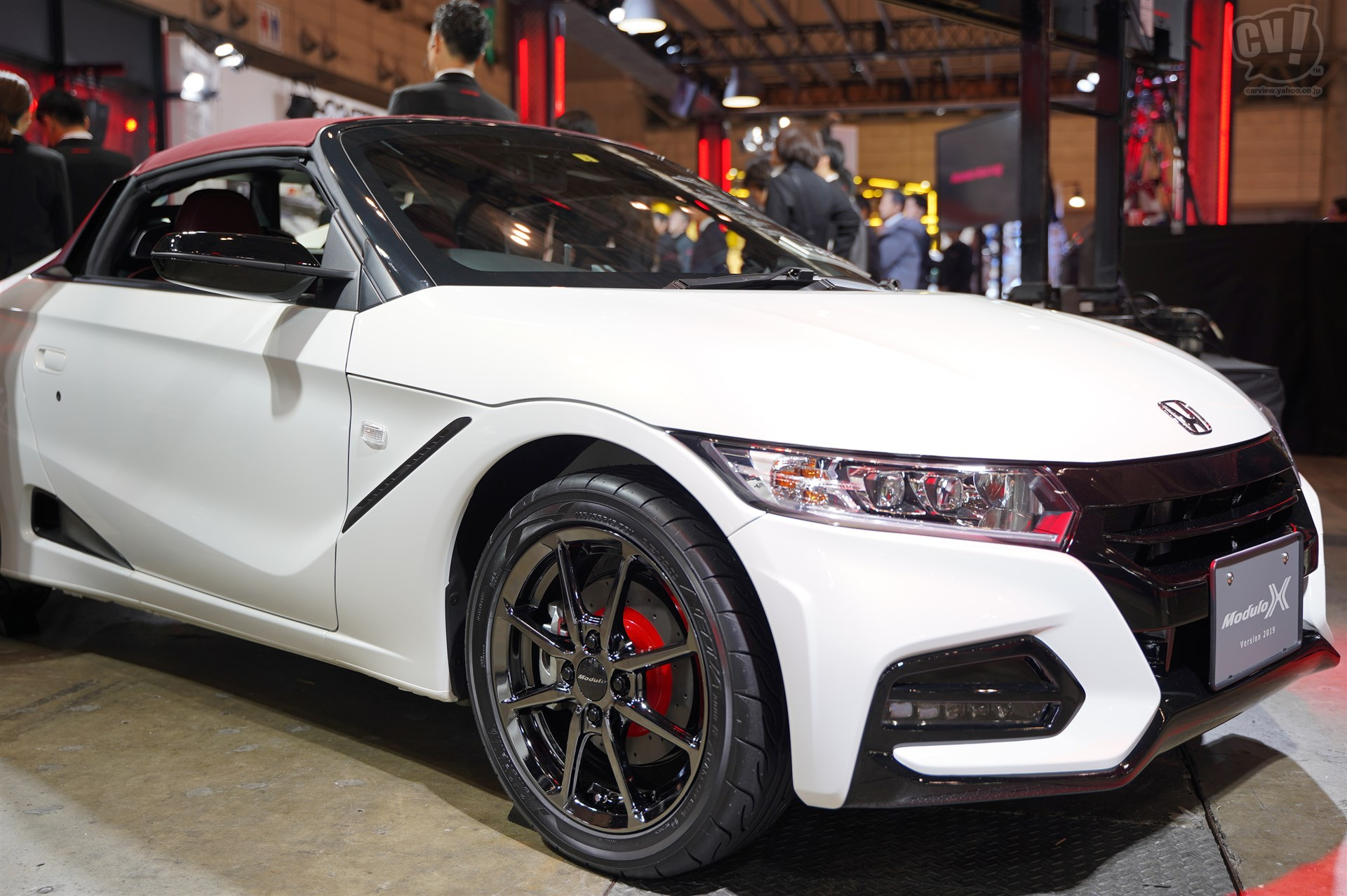 Honda S660 ModuloX Version 2019