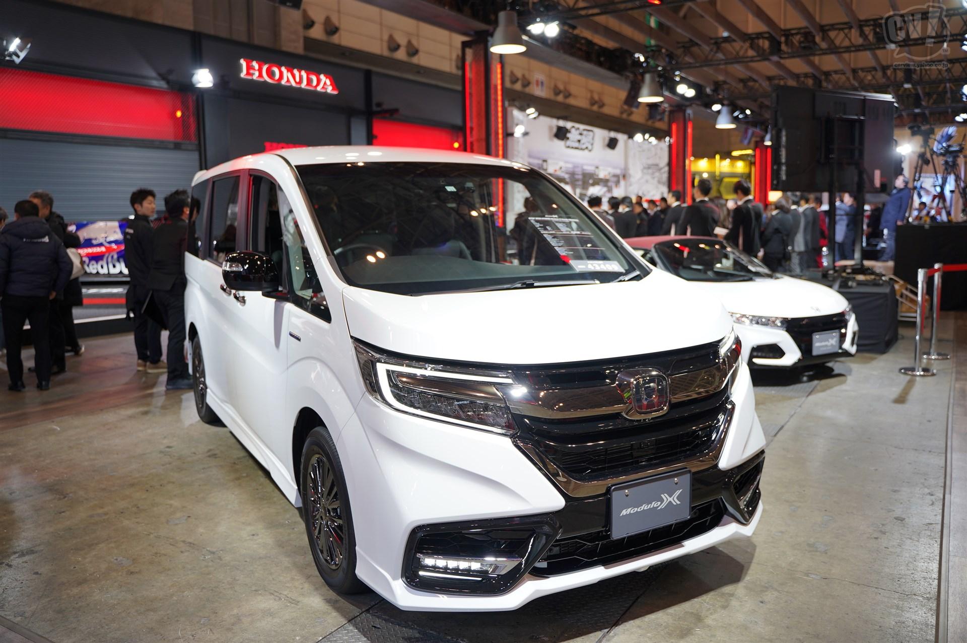 Honda ステップワゴン ModuloX