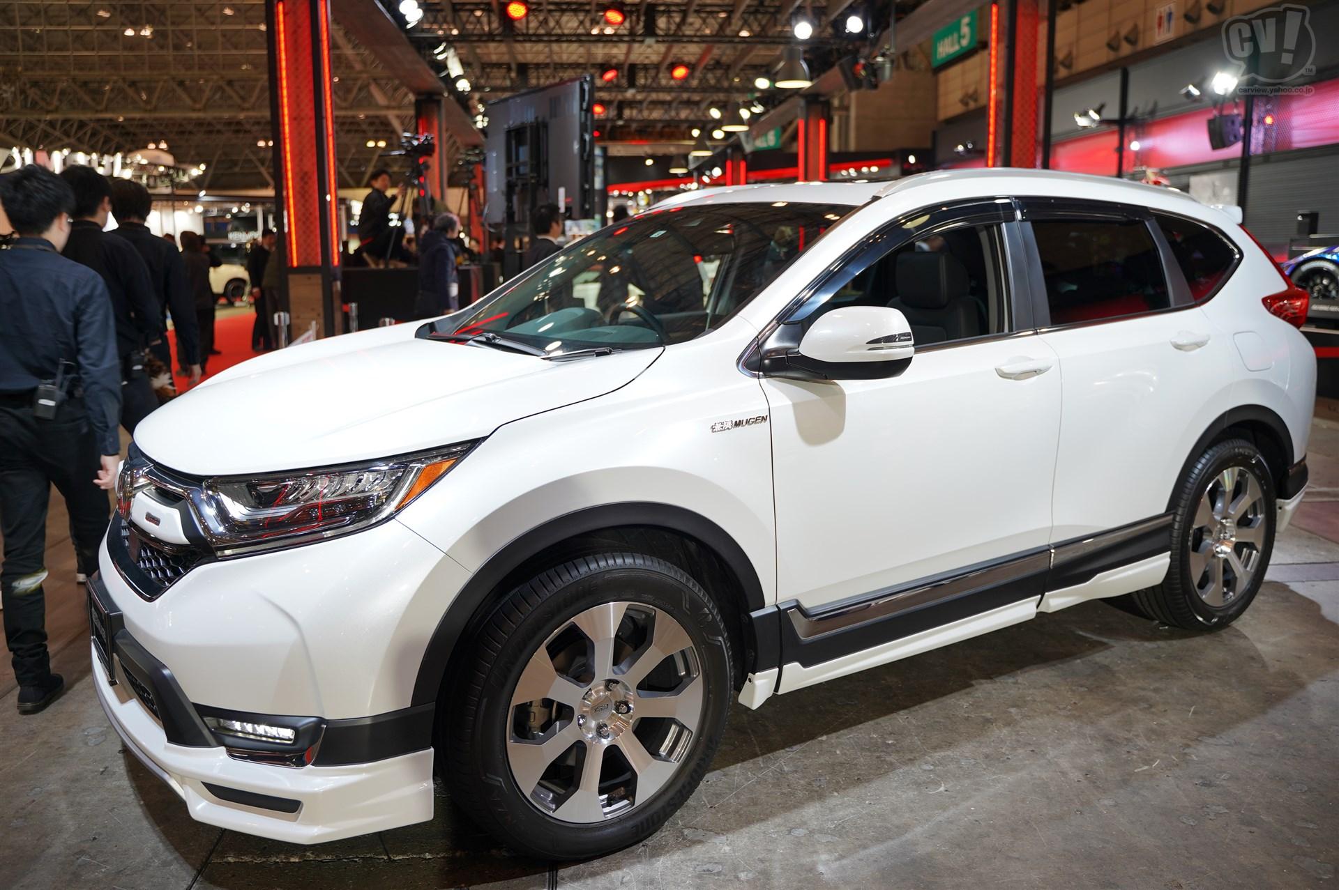 Honda 無限 CR-V