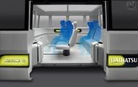 軽サイズの自動運転タクシー、イコイコ(IcoIco)