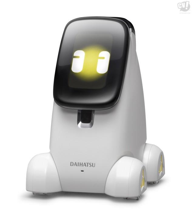 会話が可能な自走式お世話ロボット、ニポテ(Nipote)