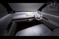 軽自動車サイズのEVシティコミューター、ニッサン IMk