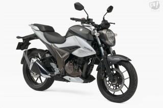 新開発の油冷エンジンを搭載したネイキッドスポーツバイク 「ジクサー 250」