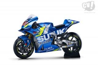 MotoGP参戦車両「GSX-RR」