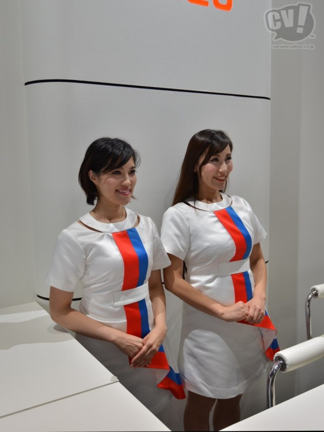 いすゞ vol.08,09(沖中洋子さん,岡村真依さん) 擬似3D