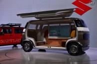 未来の地方都市で大活躍? スズキが提案する自動運転車「HANARE(ハナレ)」