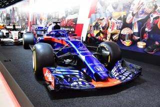 ホンダ Scuderia Toro Rosso STR13