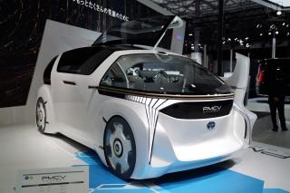 トヨタ車体 PMCV コンセプト