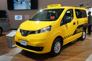 日産車体 NV200 タクシーユニバーサルデザイン