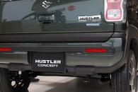 スズキ、2代目ハスラーのコンセプトを初公開