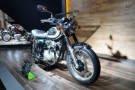 国内販売モデルが復活! カワサキ W800