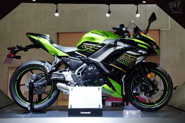 カワサキ Ninja 650