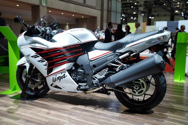 カワサキ Ninja ZX-14R
