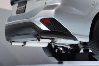 新型レヴォーグ世界初公開 新エンジンと強化版SGPを採用し渋滞時ハンズオフも搭載