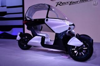 ヤマハが自立するLMWテクノロジーを使ったコンセプト「MW-VISION」をサプライズ発表