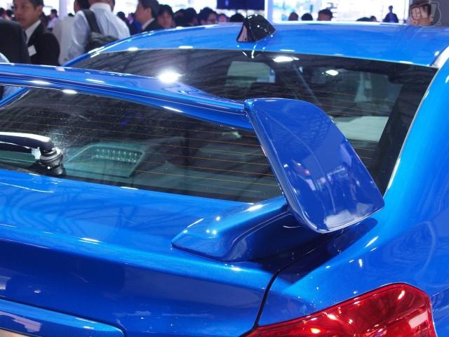 スバル WRX STI EJ20 ファイナルエディションは限定555台の抽選販売