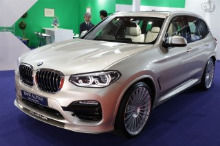 BMWアルピナ XD3 Allrad