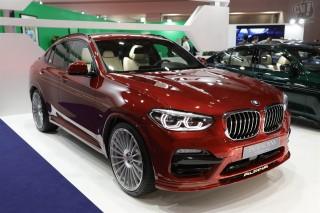 BMWアルピナ XD4 Allrad