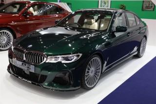 BMWアルピナ B3 Limousine Allrad
