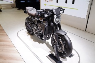 ホンダ CB1000R カスタマイズコンセプト