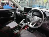 ダイハツの「名前はまだ言えない」新小型SUVの実車をチェックしてみた