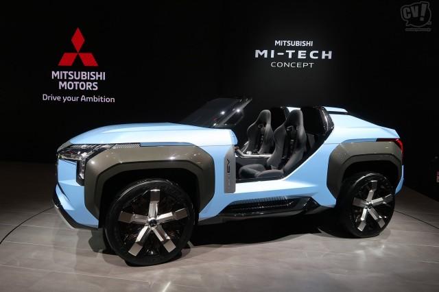 三菱が提案するガスタービンハイブリッド車は本当に出てくるのか?