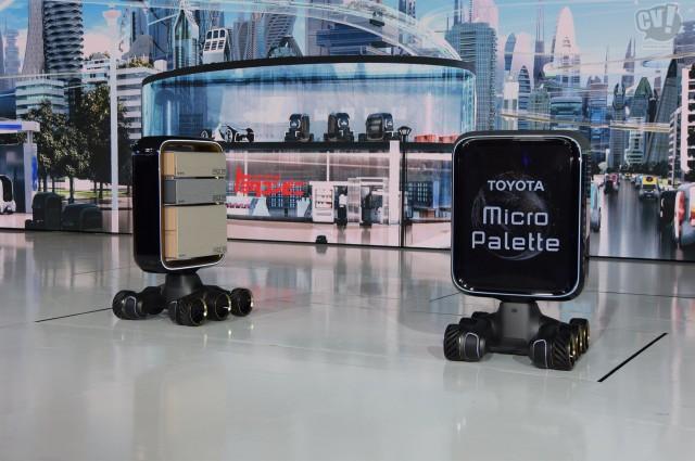 コラム トヨタの宅配ロボットには日本の出前文化が生きている