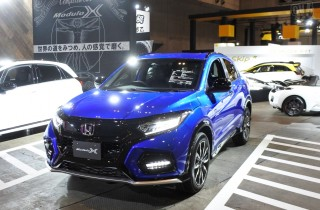 Honda ヴェゼル ツーリング モデューロX 疑似3D