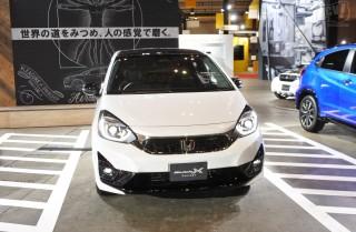 Honda フィット モデューロX コンセプト 疑似3D