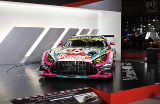 メルセデス・ベンツ AMG GT3 疑似3D