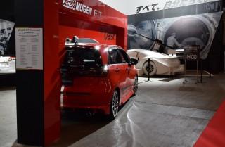 Honda MUGEN フィット プロトタイプ 疑似3D