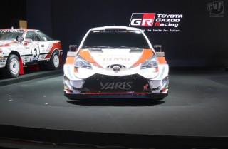 TOYOTA GAZOO Racing ヤリス WRC 2020年参戦モデル 疑似3D