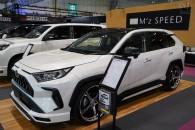 M'z SPEED トヨタ RAV4