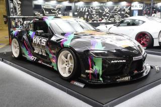 エッチ・ケー・エス GR Supra Drift
