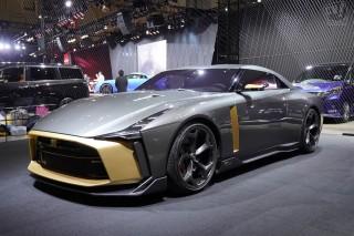 日産 Nissan GT-R50 by イタルデザイン