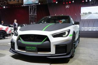 日産 スカイライン 400R スプリントコンセプト