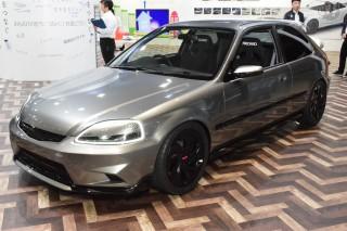 Honda シビック2020