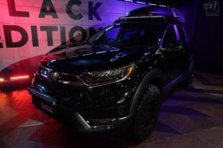 Honda CR-V ブラックエディションカスタムコンセプト with THE CHECK SHOP