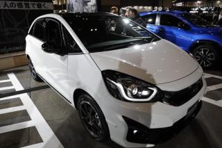 Honda フィット モデューロX コンセプト