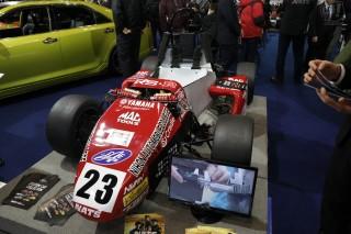 NATS 日本自動車大学校 Formula Factory NATS-10
