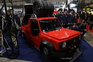 NATS 日本自動車大学校 Easy Camper