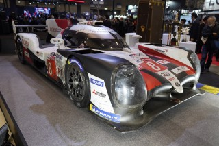 TOYOTA GAZOO Racing TS050 ハイブリッド