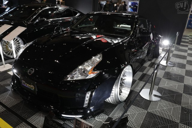 IDEAL × FORGE TECH FAIRLADY Z34