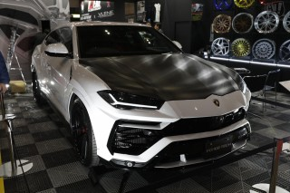 IDEAL × FORGE TECH Lamborghini Urus