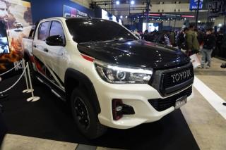 TOYOTA GAZOO Racing HILUX GRG Concept