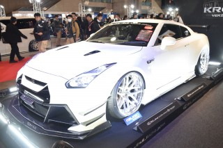 KUHLRACING JAPAN R35 GT-R WIDE GRAPHIC