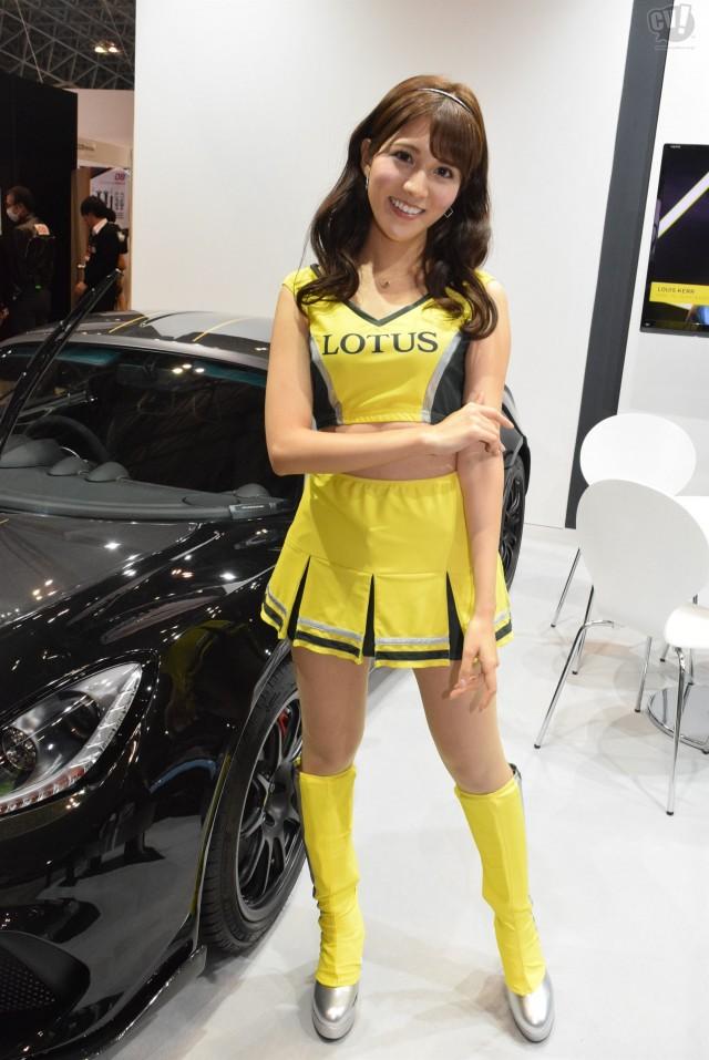 LOTUS 石川彩夏さん